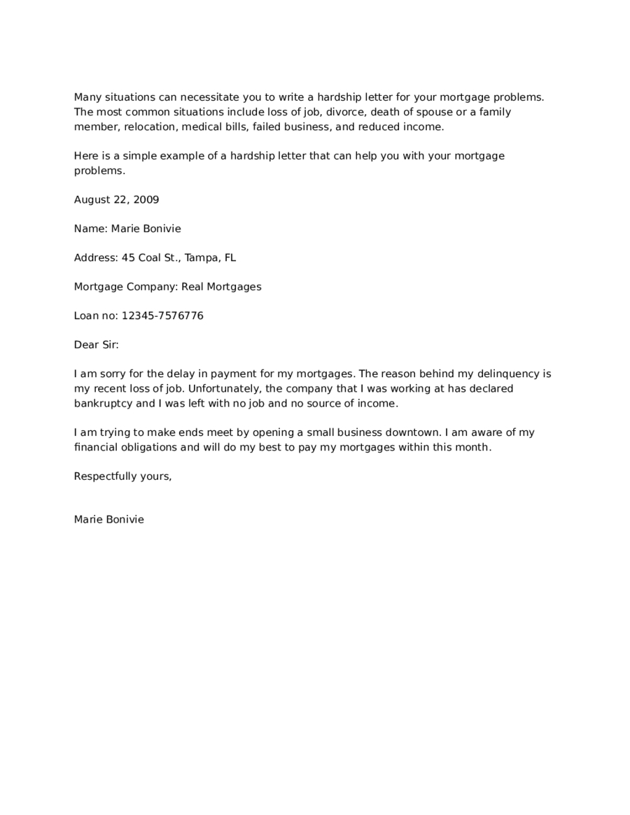 401k hardship letter template how to write a hardship letter to a mortgage pany choice