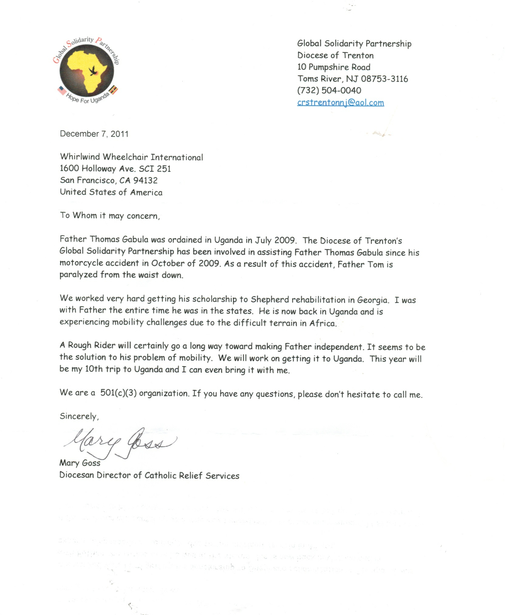 Ministry Support Letter Template - How to Write A Missionary Support Letter Choice Image Letter