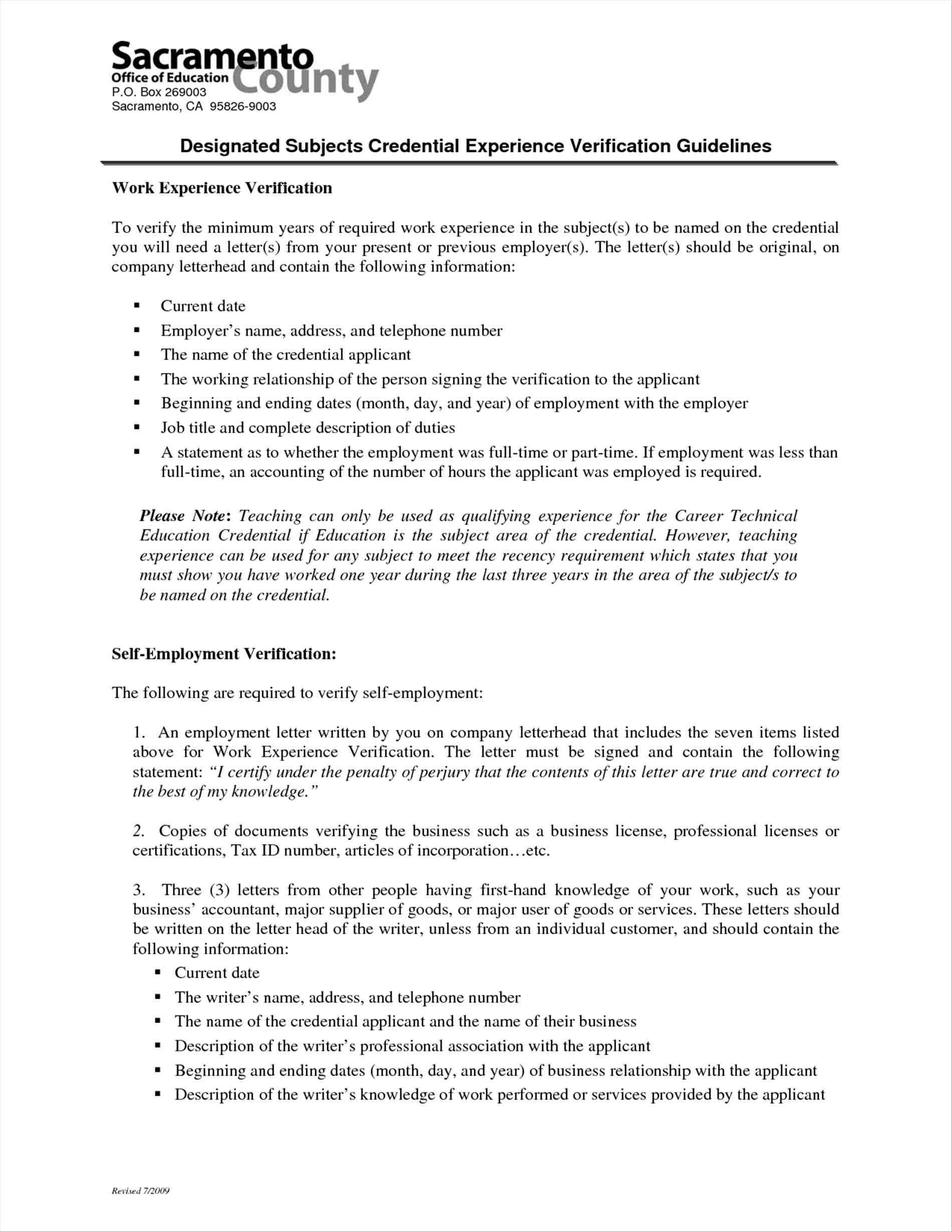 cpa letter for self employed template how to write a self employment letter sample new