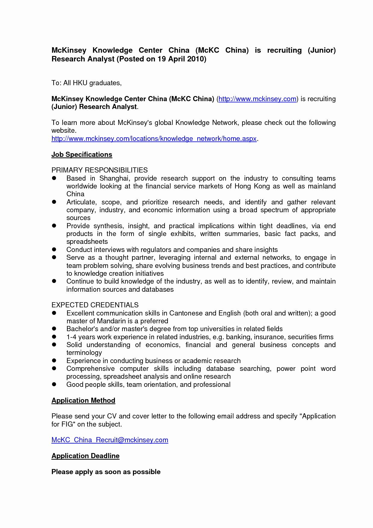 Easy Cover Letter Template - Inspirationa Simple Job Application Cover Letter