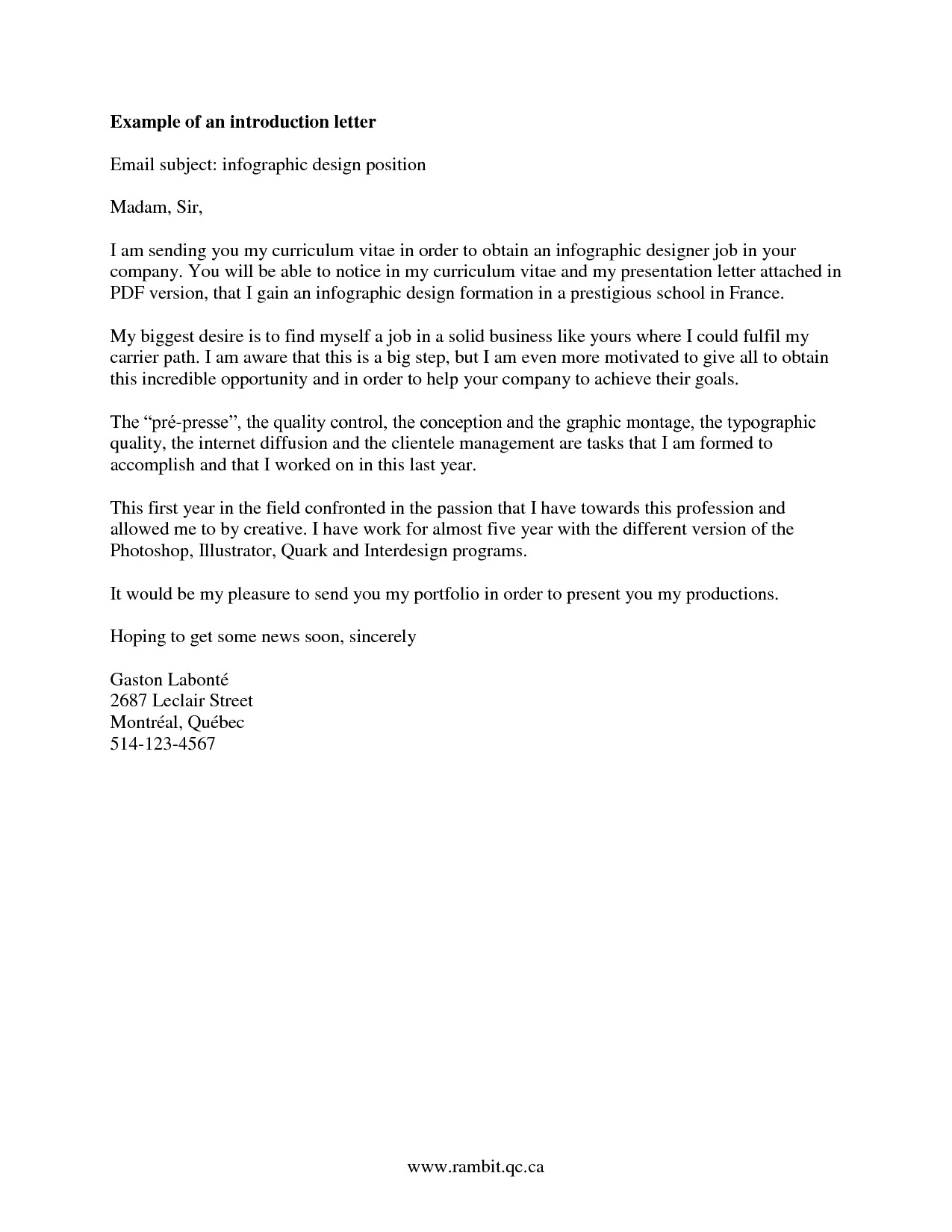 welcome letter template for business