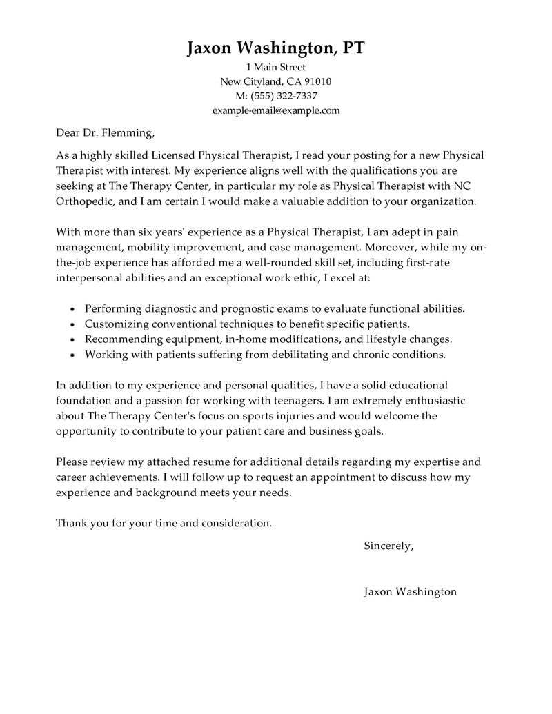Respiratory therapy Cover Letter Template - Job Application Letter Template Word Canadianlevitra