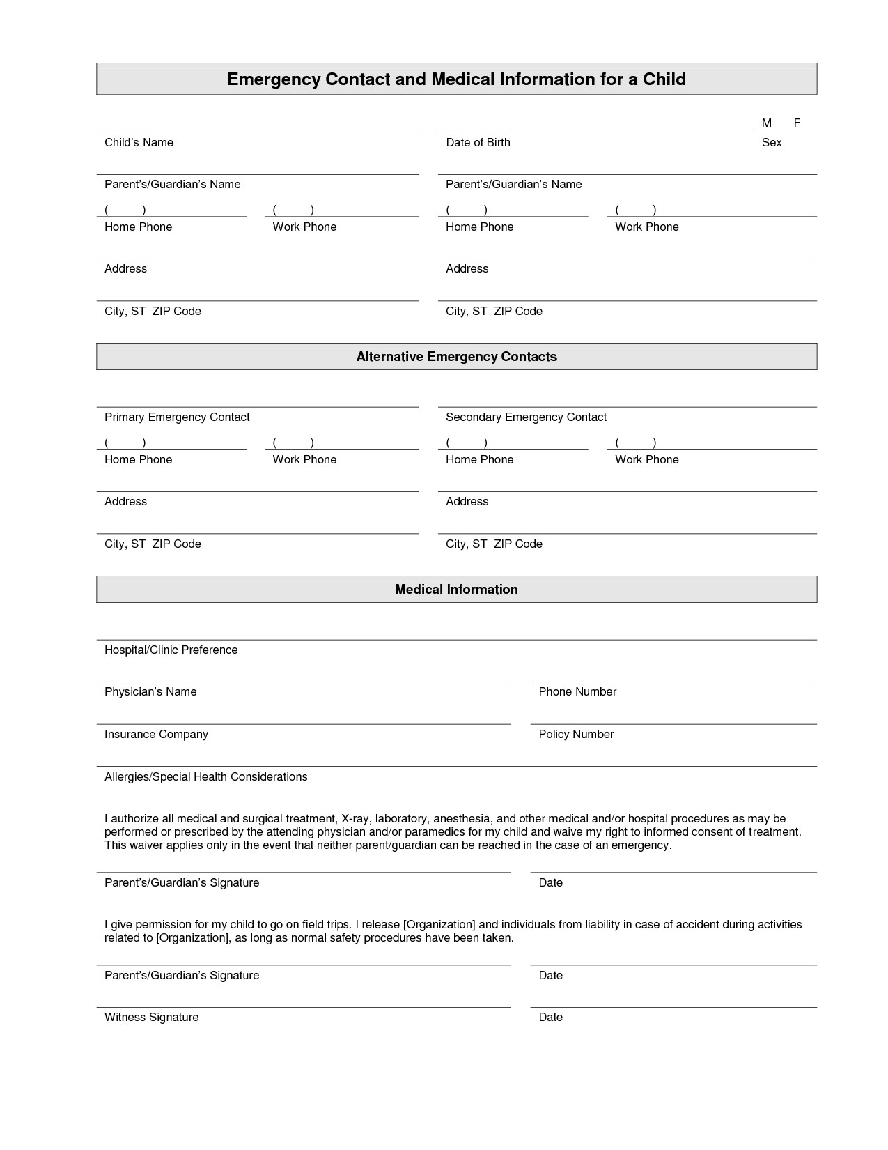 Letter for Grandparents to Travel with Grandchildren Template - Letter Consent for Child to Travel with Grandparents