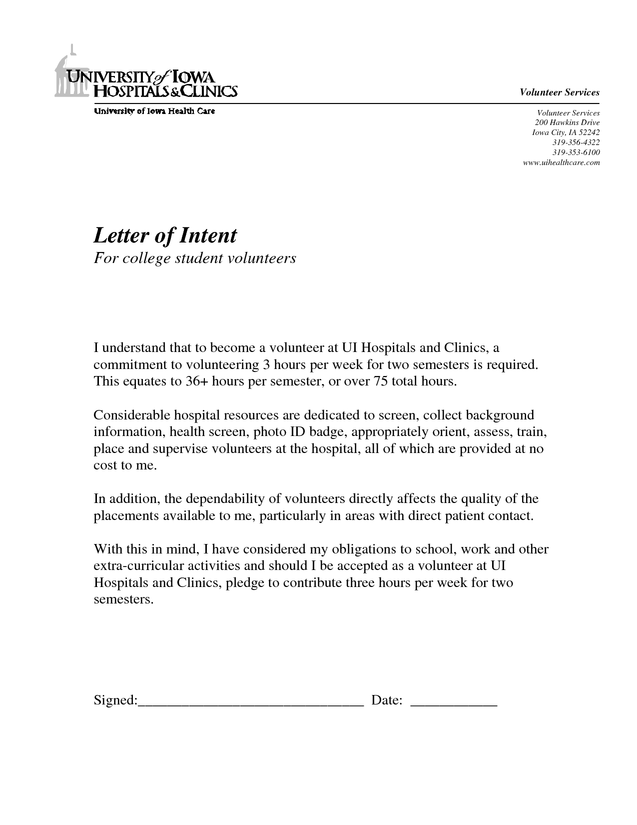 Homeschool Letter Of Intent Template - Letter Intent to School Hd Best S Into College