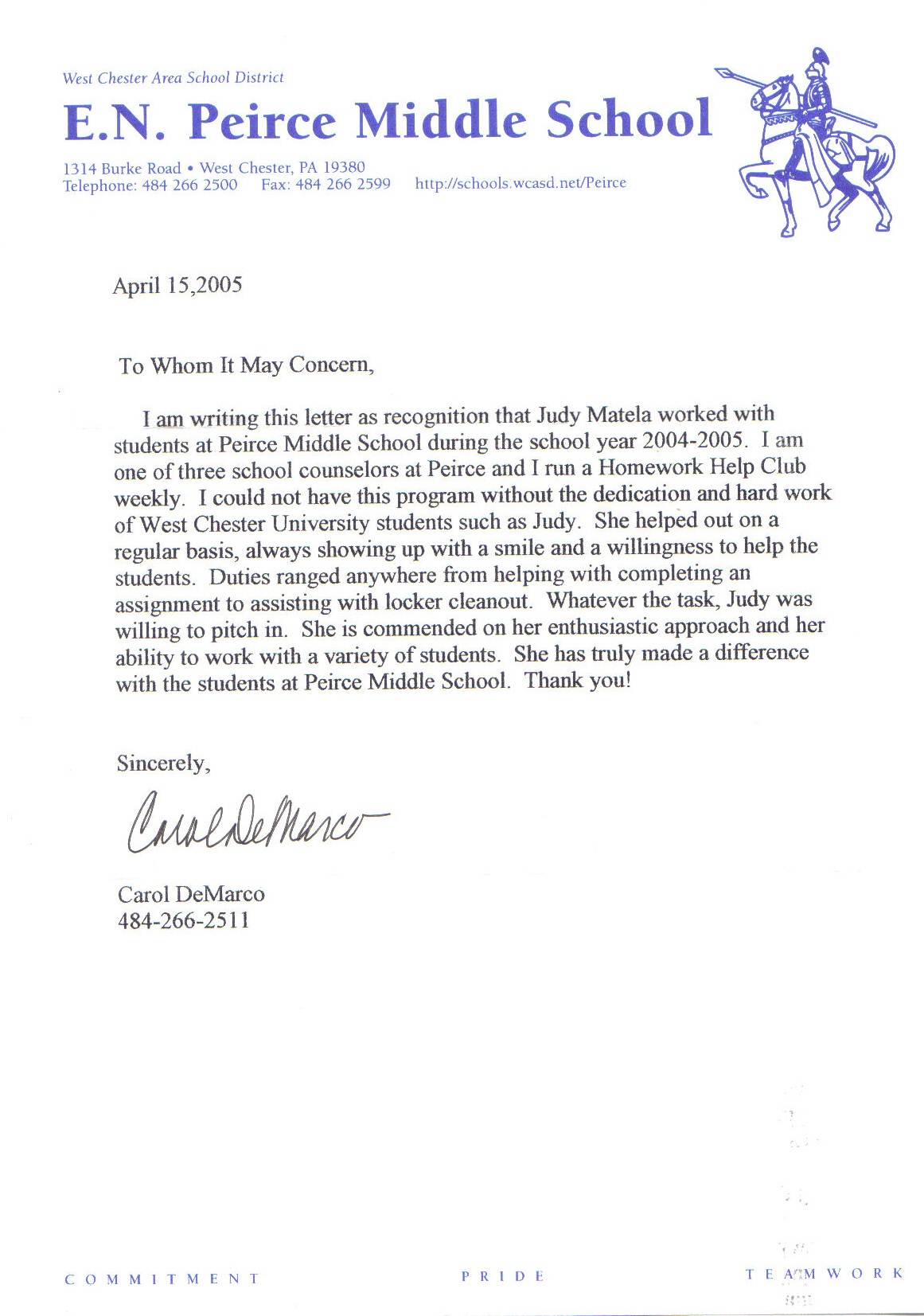 Reference Letter Template for Coworker - Letter Of Re Mendation for A Teacher From A Colleague Acur