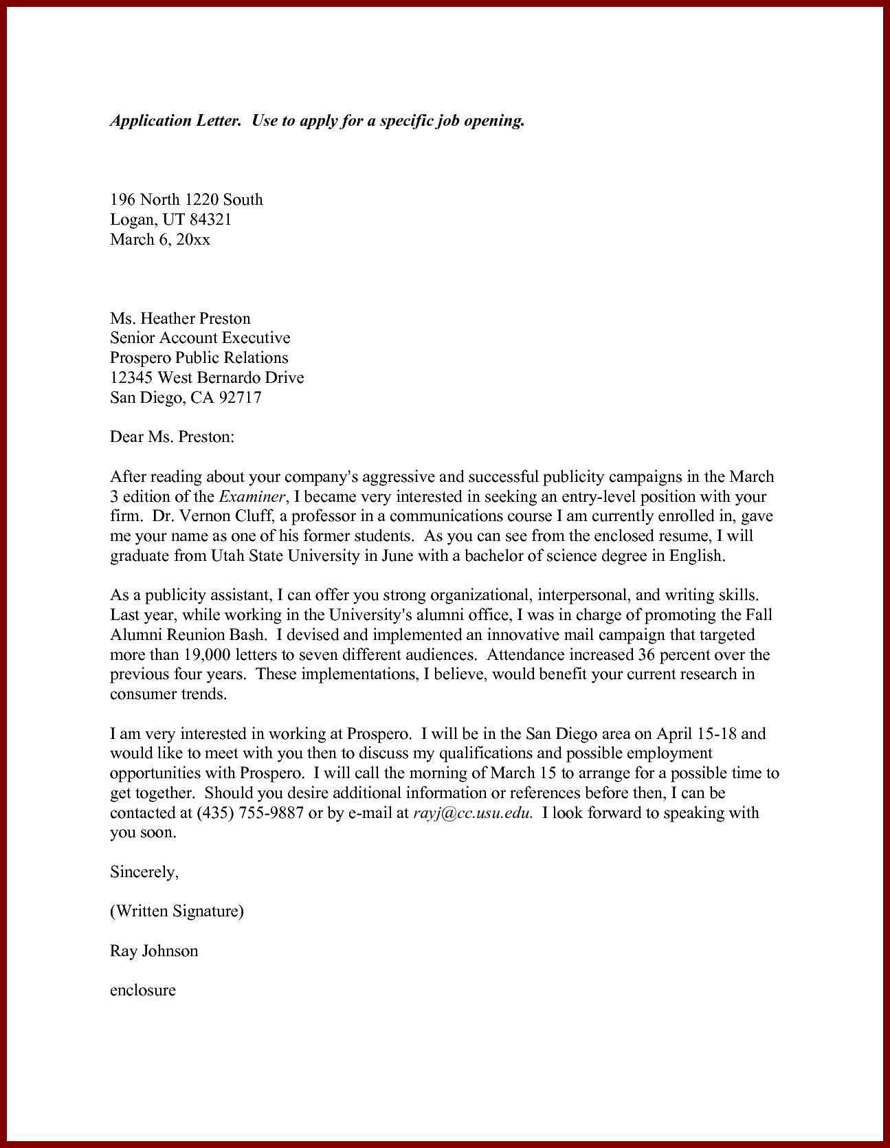 Alumni Letter Of Recommendation Template - Letter Re Mendation Writing the Progress Report Academic