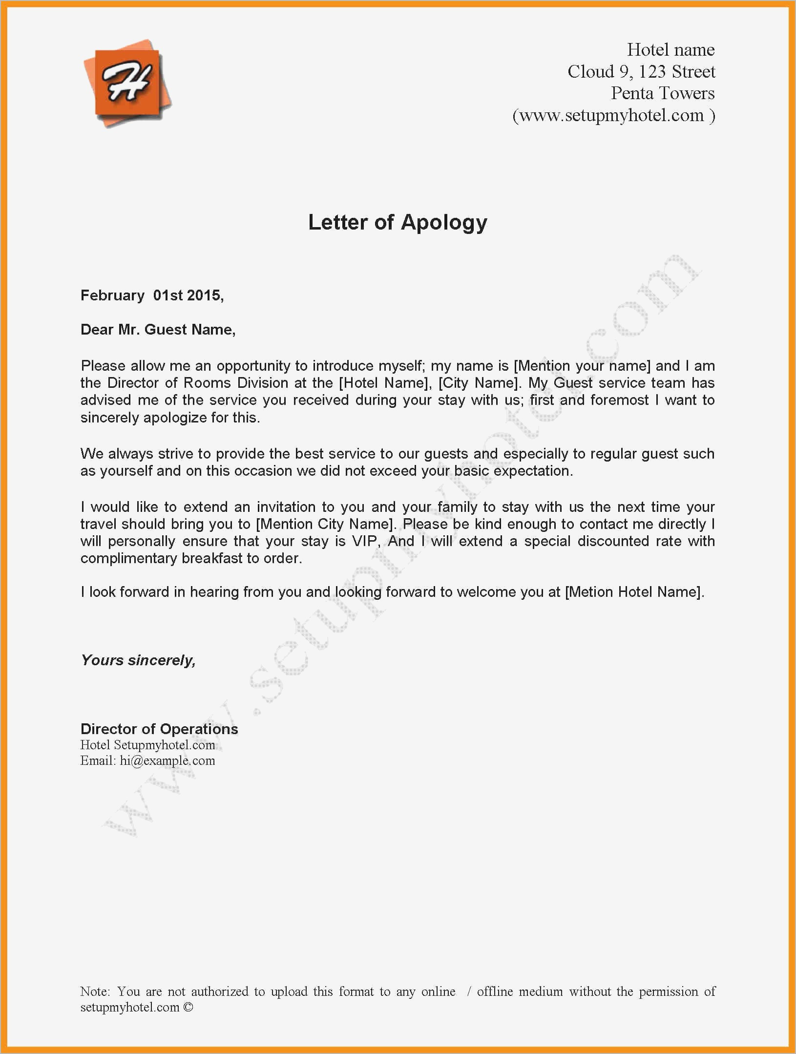 letter of understanding template letter understanding sample beautiful separation agreement sample