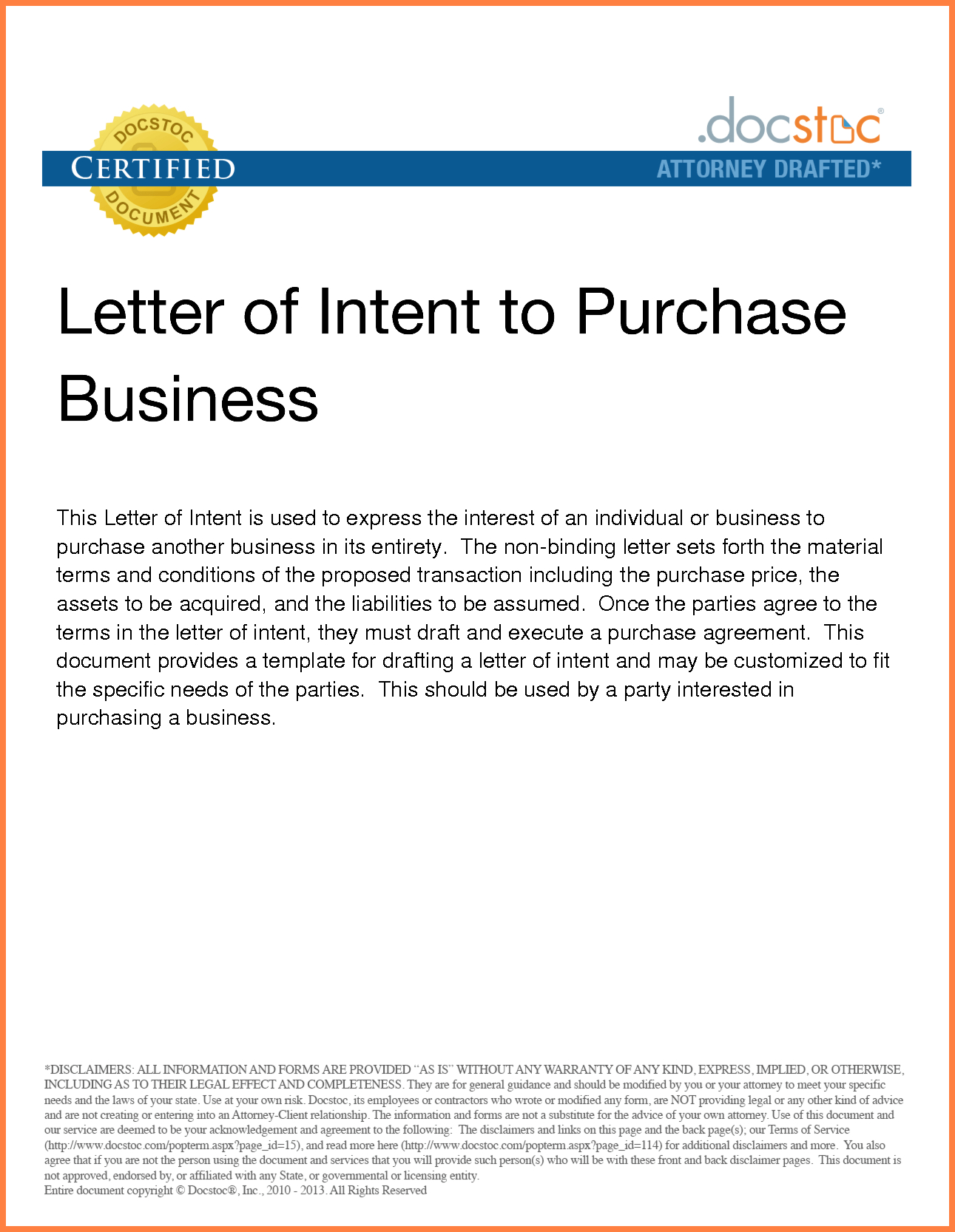 Letter Of Intent to Purchase Business Template - Letterf Intent to Purchase Property Malaysia Uk Business Template