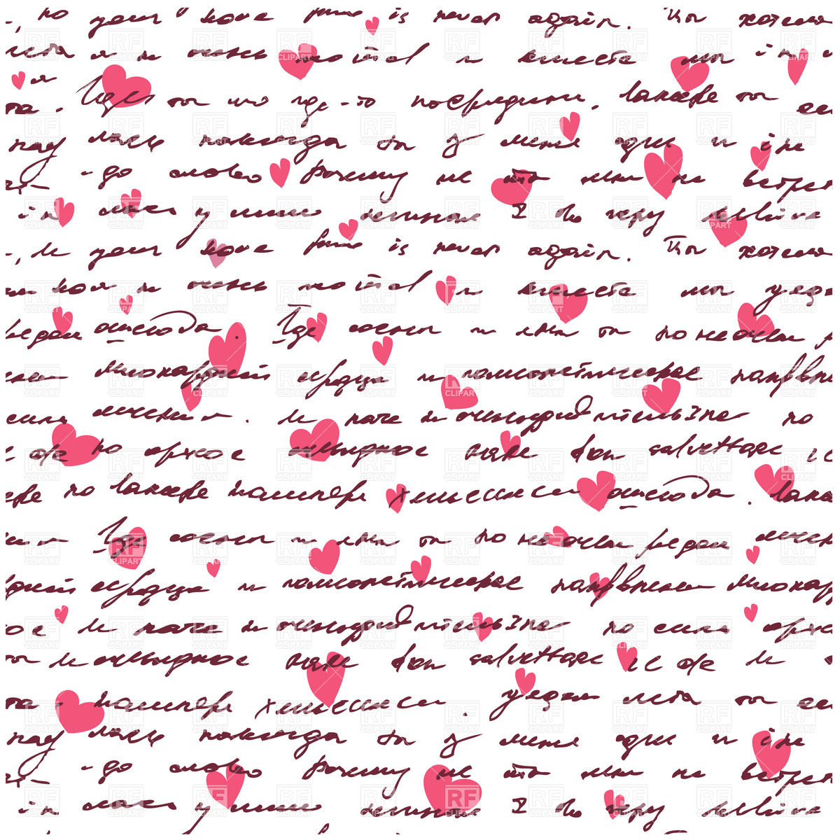 Love Letter Template Download - Love Letter Free Acurnamedia