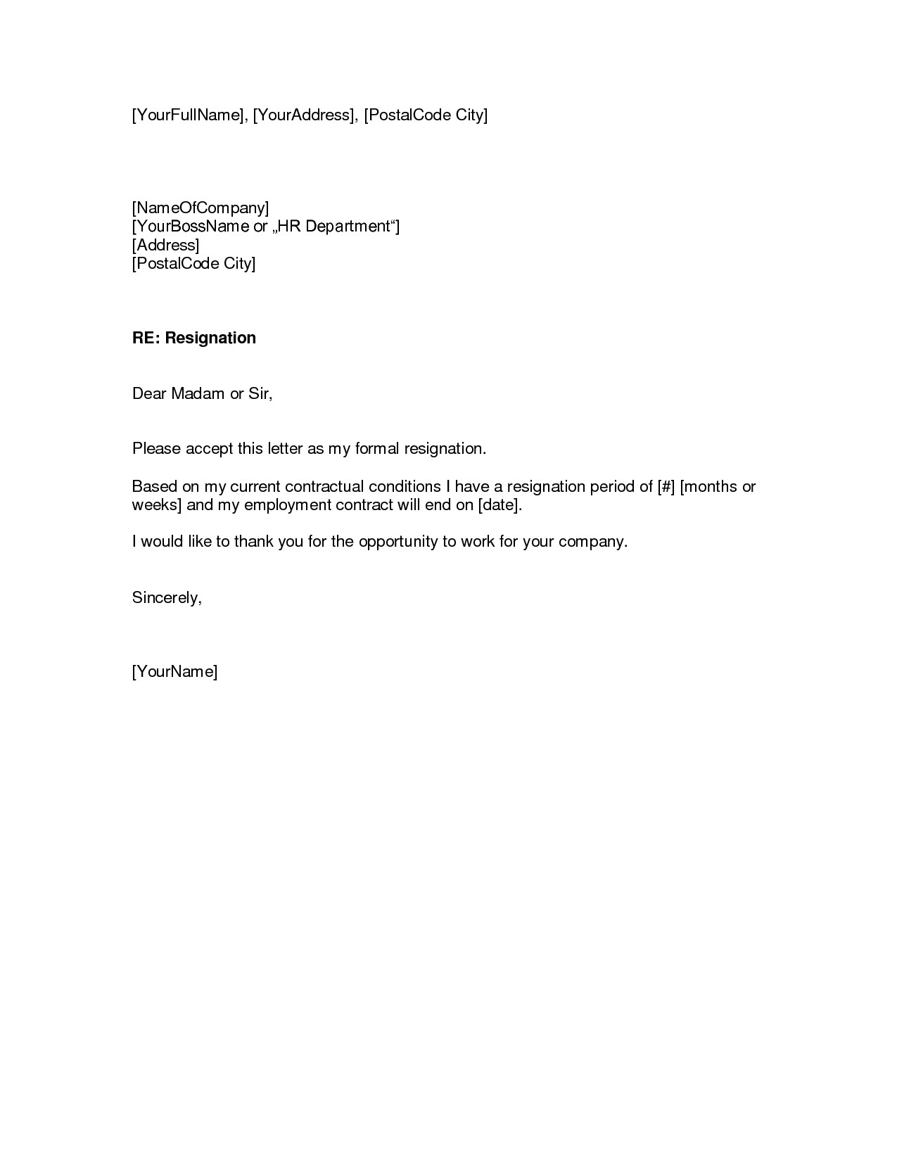 Resignation Letter Free Template Download - Maternity Leave Letter format Doc Archives New Free Download