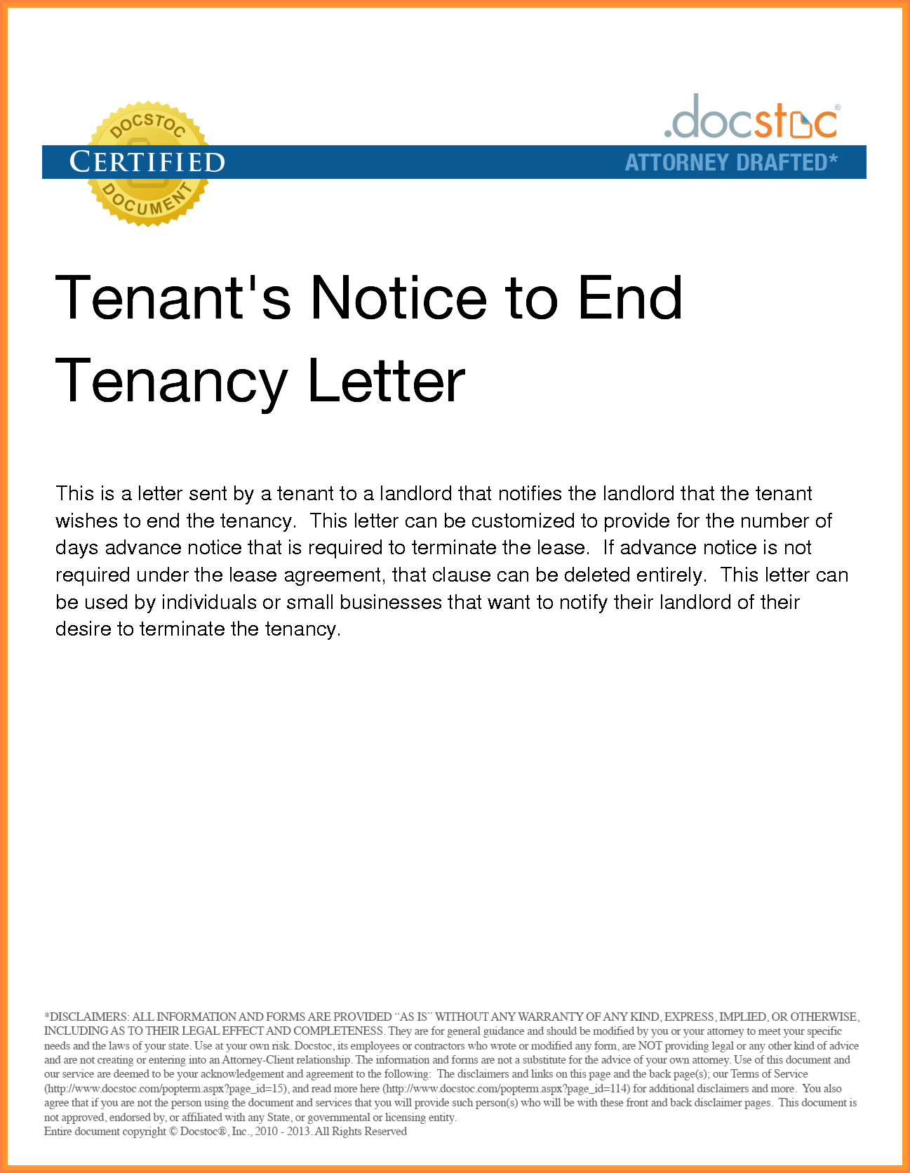 Termination Of Rental Agreement Letter Template - Mercial Lease Termination Letter to Tenant Ideas Collection