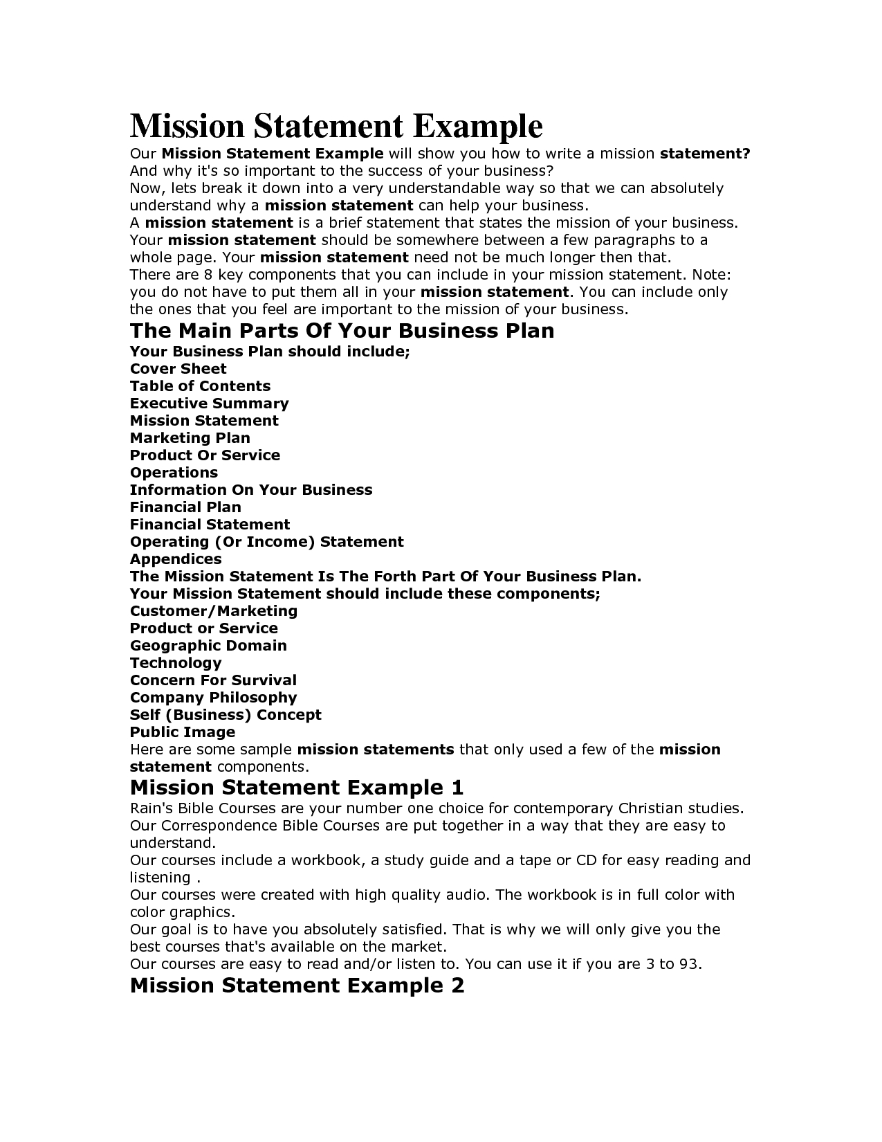 Lds Missionary Letter Template - Mission Statement for Resume Resume Mission Statement sop Proposal