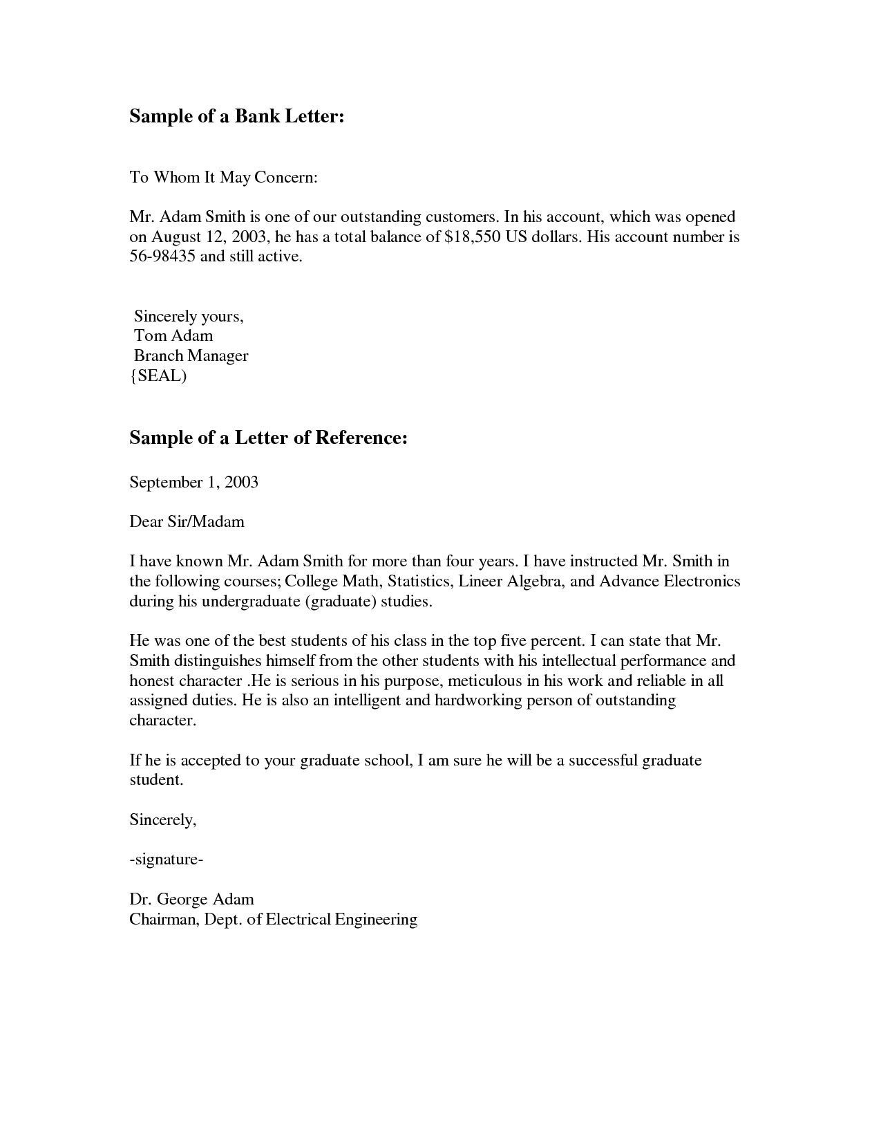 Sample Letter Of Recommendation Template - New Letter Re Mendation Template for Student