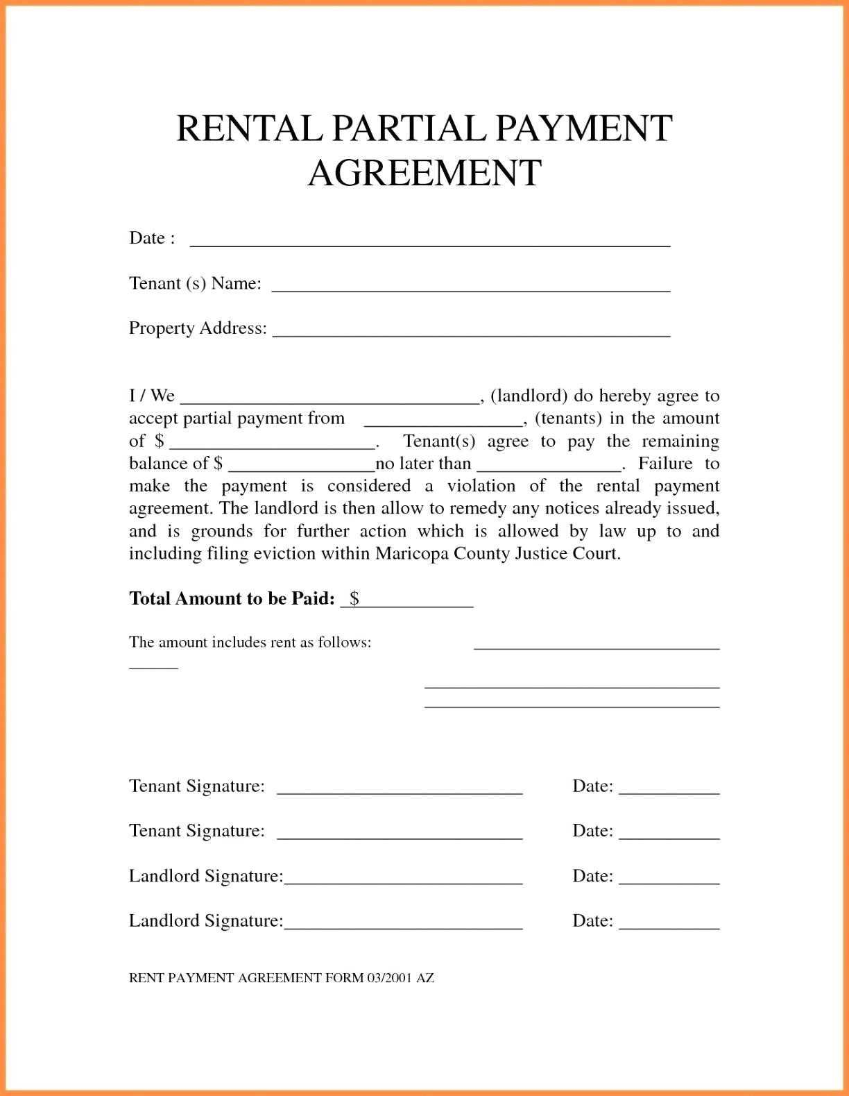 Landlord Agreement Letter Template - Payment Agreement Letter Between Two Parties Beautiful Payment