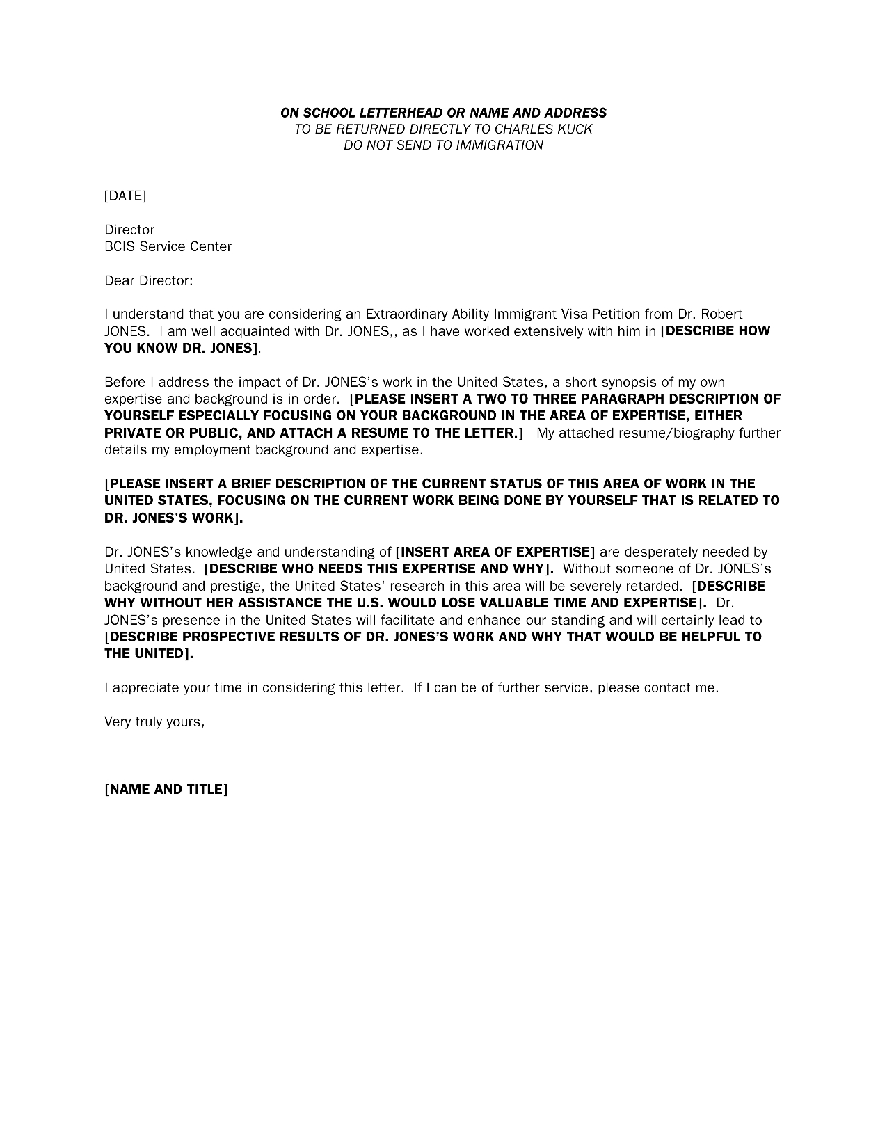 Immigration Reference Letter Template - Personal Re Mendation Letter Sample for Immigration Neuer