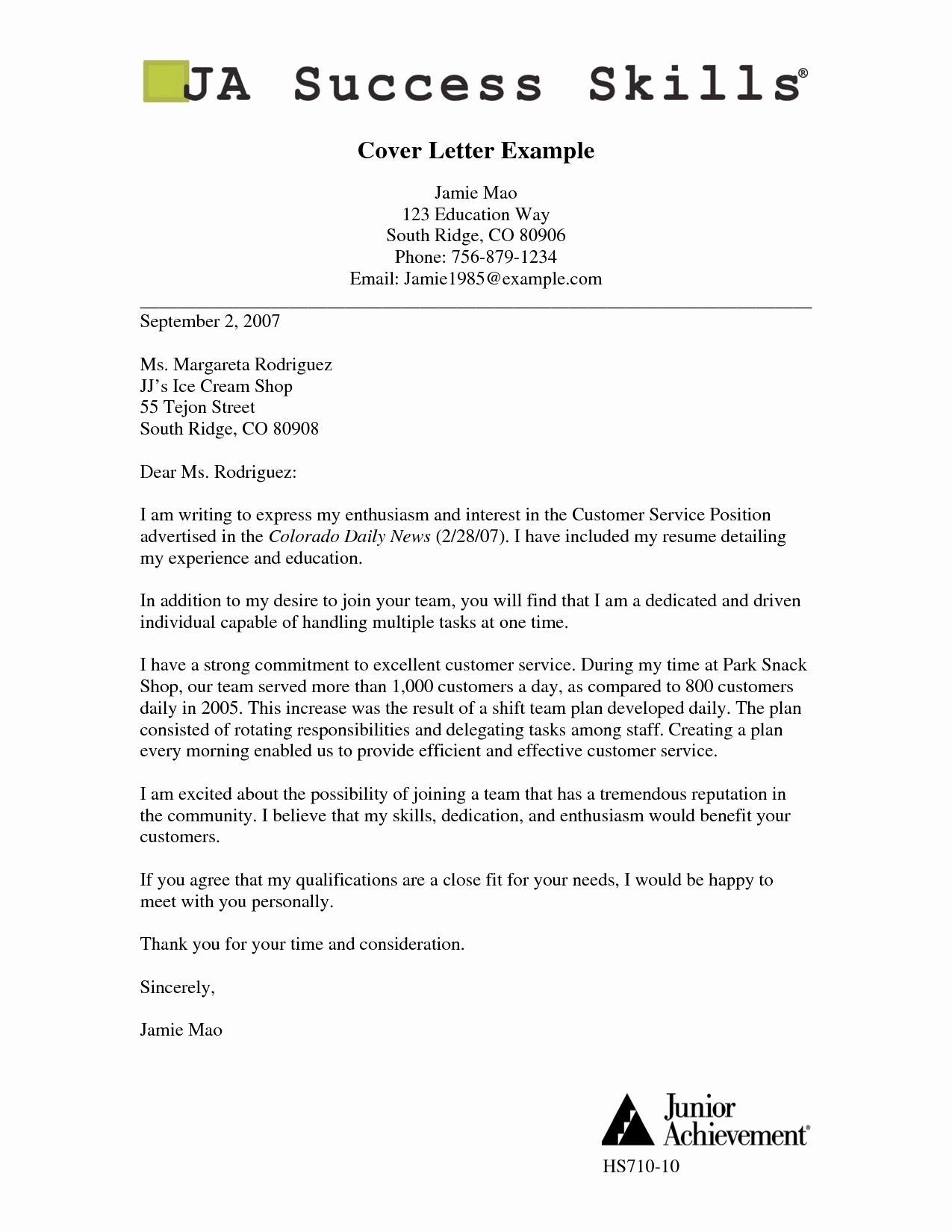 Creating A Cover Letter Template - Powerful Cover Letter Examples 25 Samples Cover Letters for Job Best