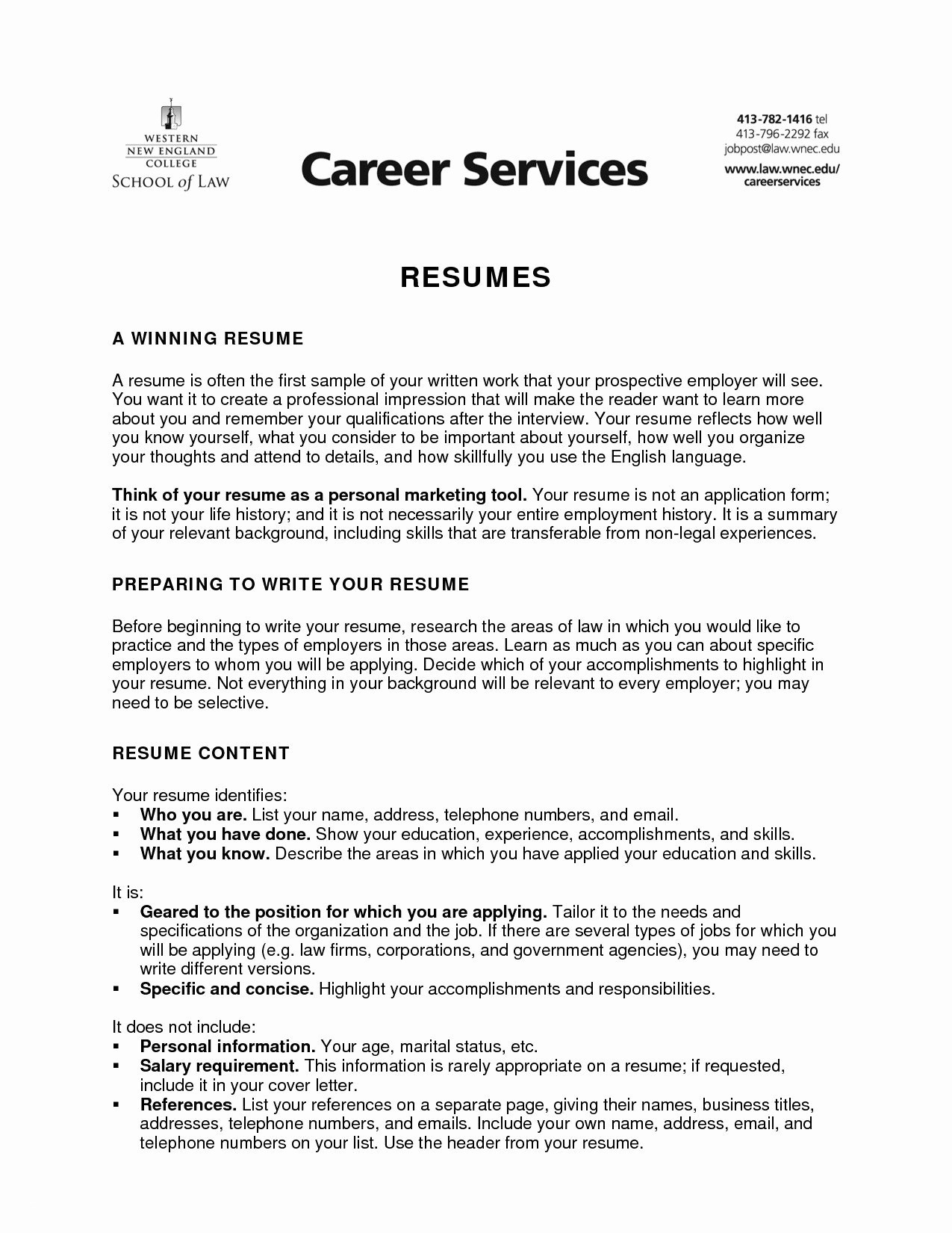 Law Firm Letter Template - Practice Resume Templates Valid Best Resume Sample Fresh Uline
