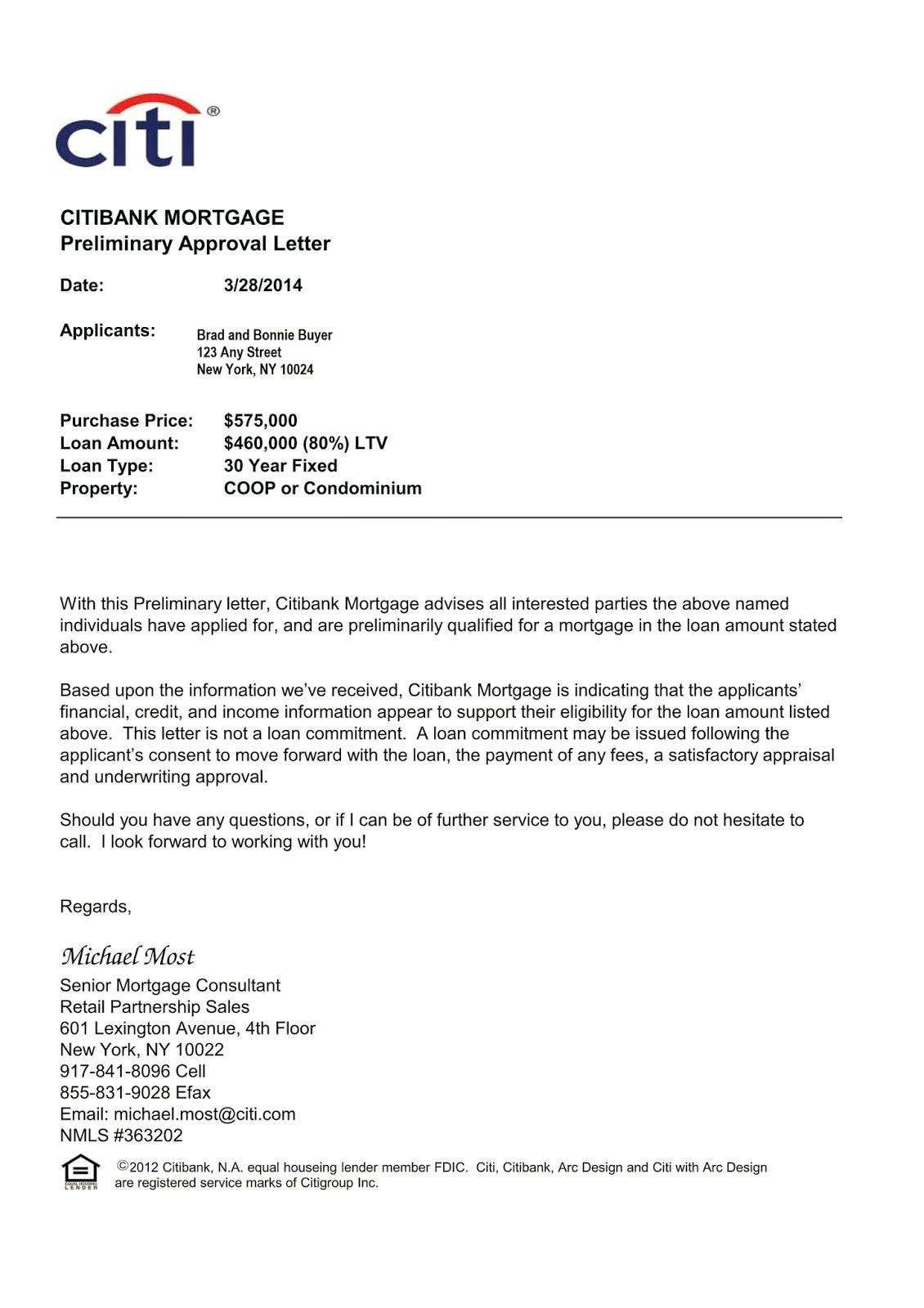 Mortgage Pre Approval Letter Template - Pre Qualification Letter Sample New 33 Beautiful Pre Approval Letter