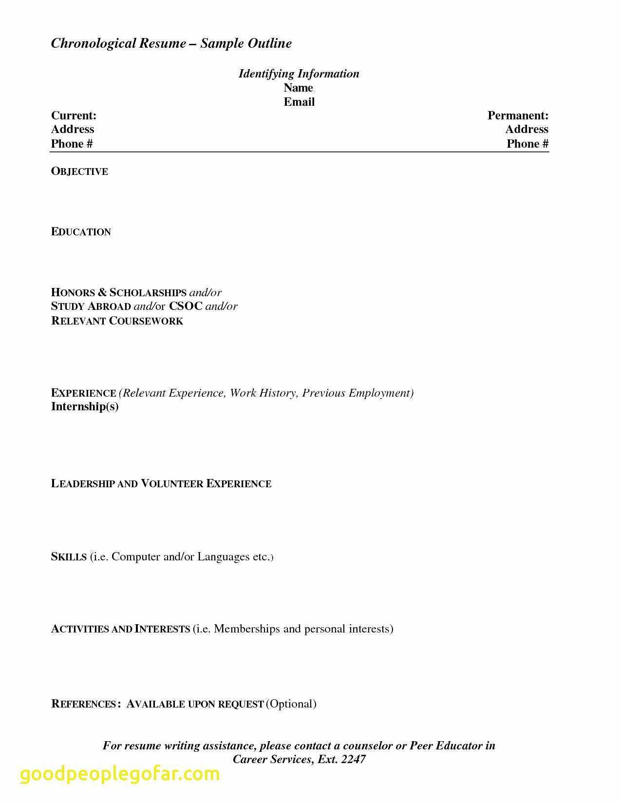 Free Online Cover Letter Template - Professional Resume Template Free Line