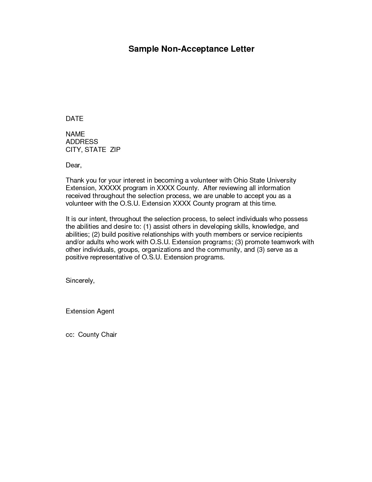 Business Proposal Acceptance Letter Template - Program Acceptance Letter Sample Letter Accepting An Offer Of
