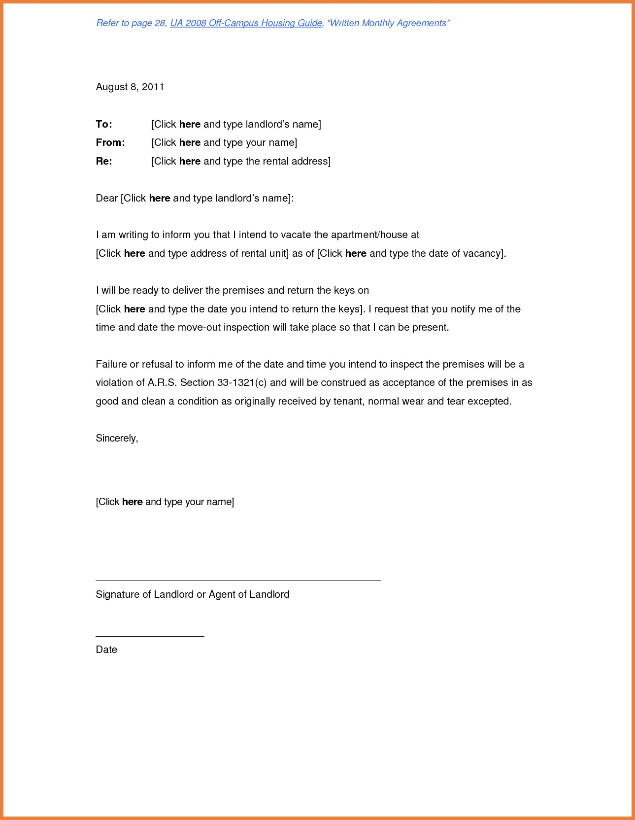 Landlord Property Inspection Letter Template - Property Inspection Letter to Tenant Uk Archives Best 18 Elegant