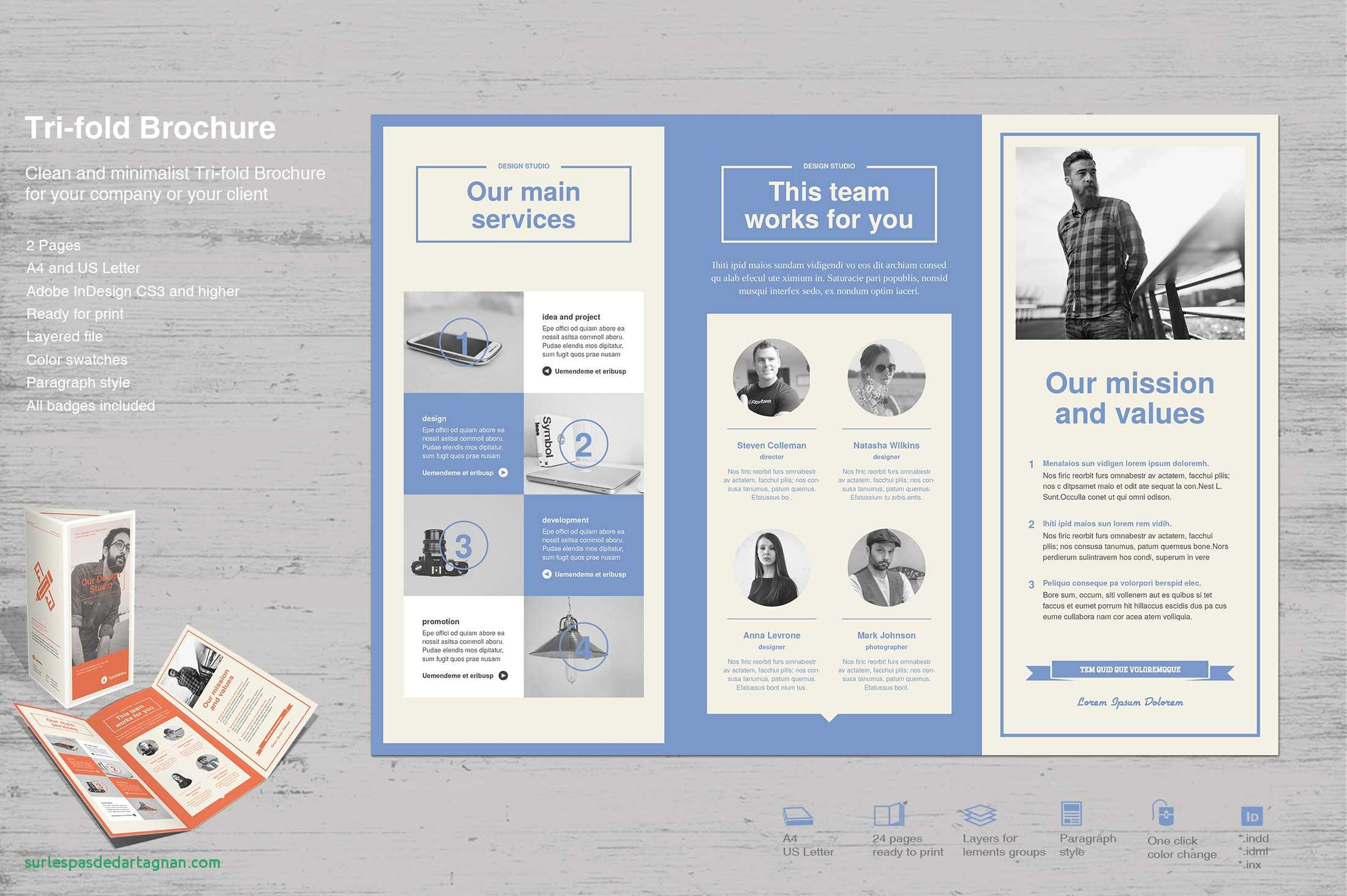 Tri Fold Letter Template - Quad Fold Brochure Template Best Tri Fold Poster Presentation