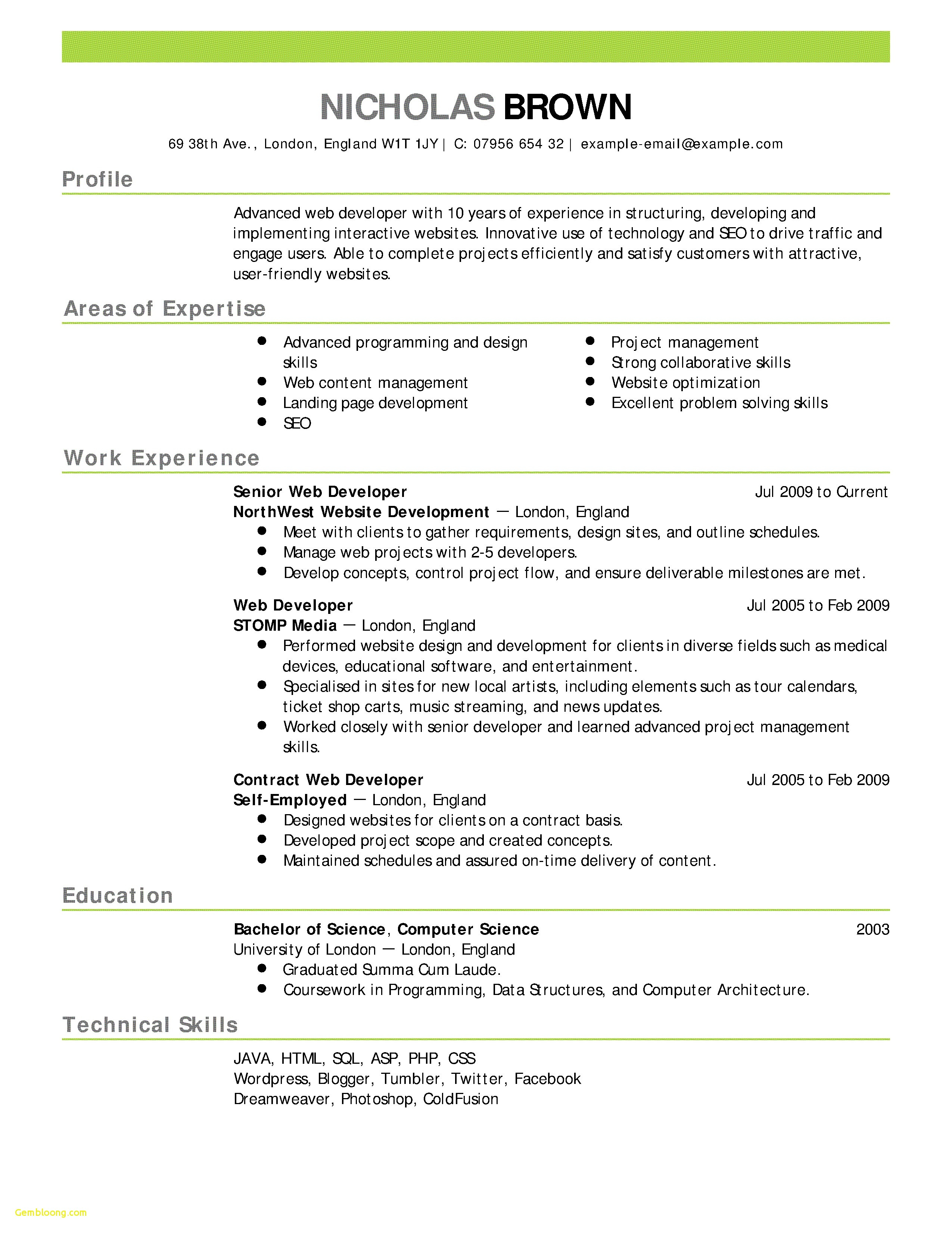 Resume Cover Letter Template Download - Resume Cover Letter Template Free Download Myacereporter