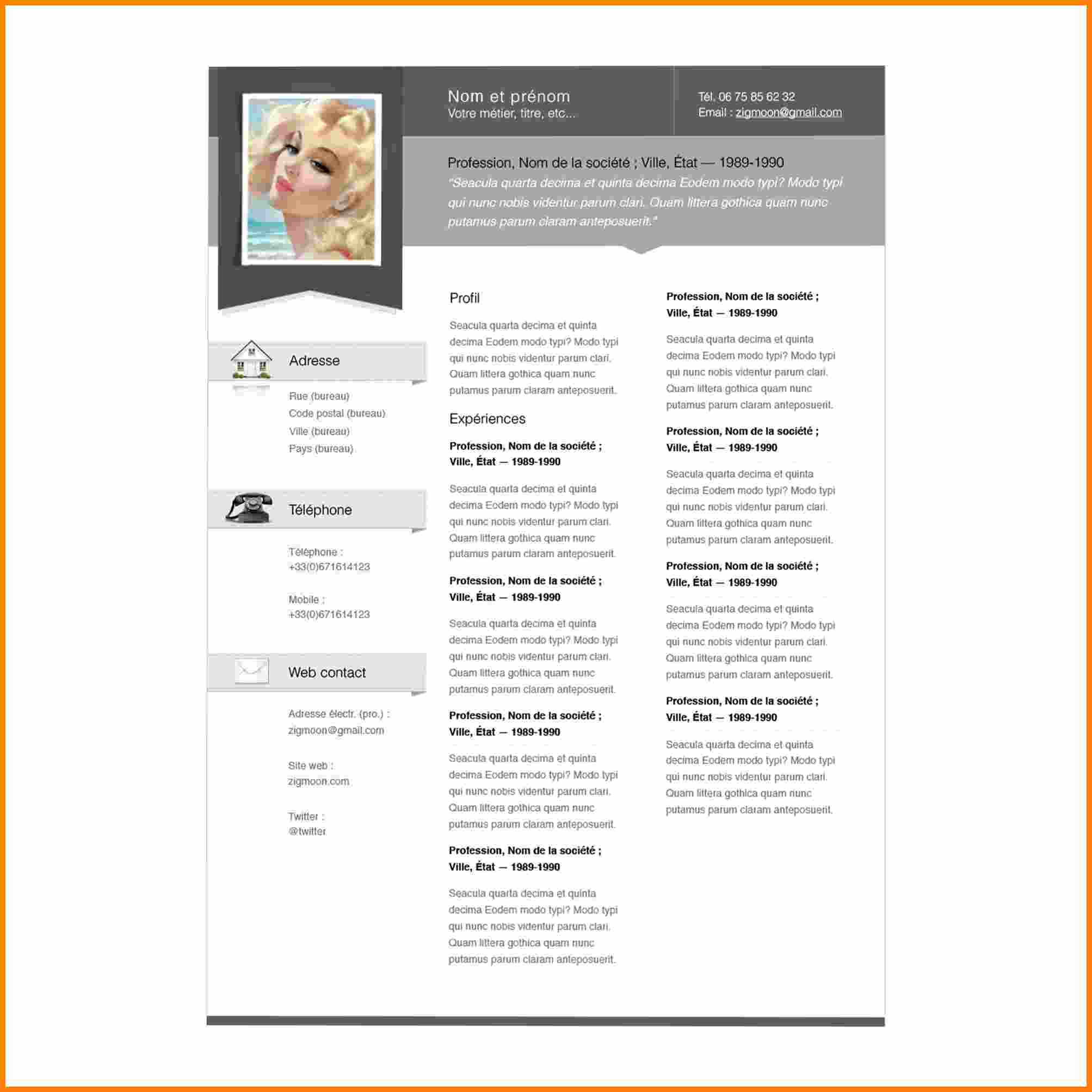 Mac Pages Cover Letter Template - Resume Templates for Mac Pages Resume Templates Mac Templatesresume