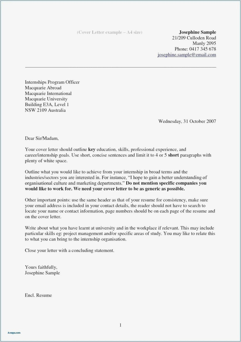 Cover Letter Template Australia - Resumes Posted Templates New How to Do Resume Best Cover Letter