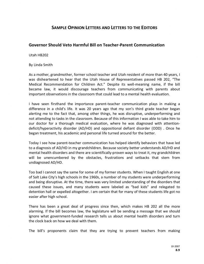 template for letter of recommendation for medical school