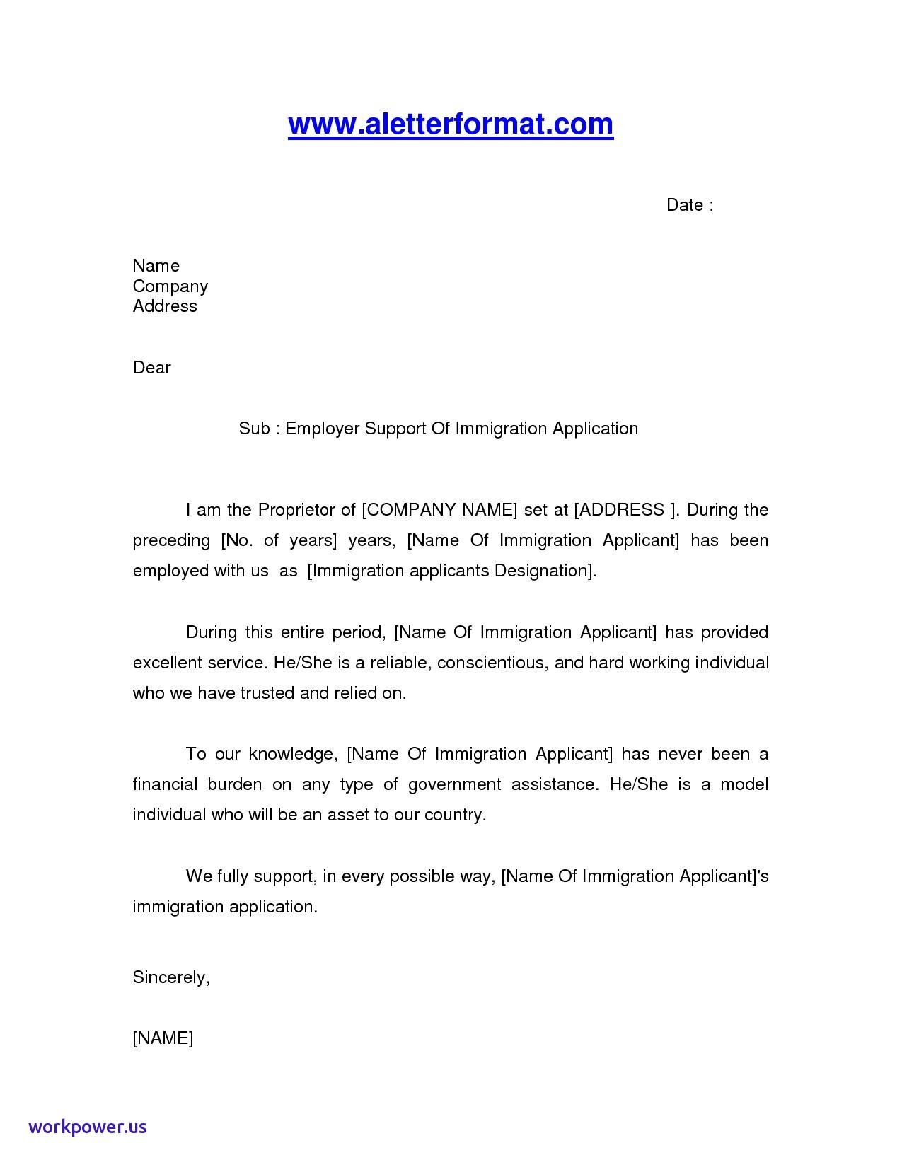 immigration reference letter template sample immigration reference letter for a friend