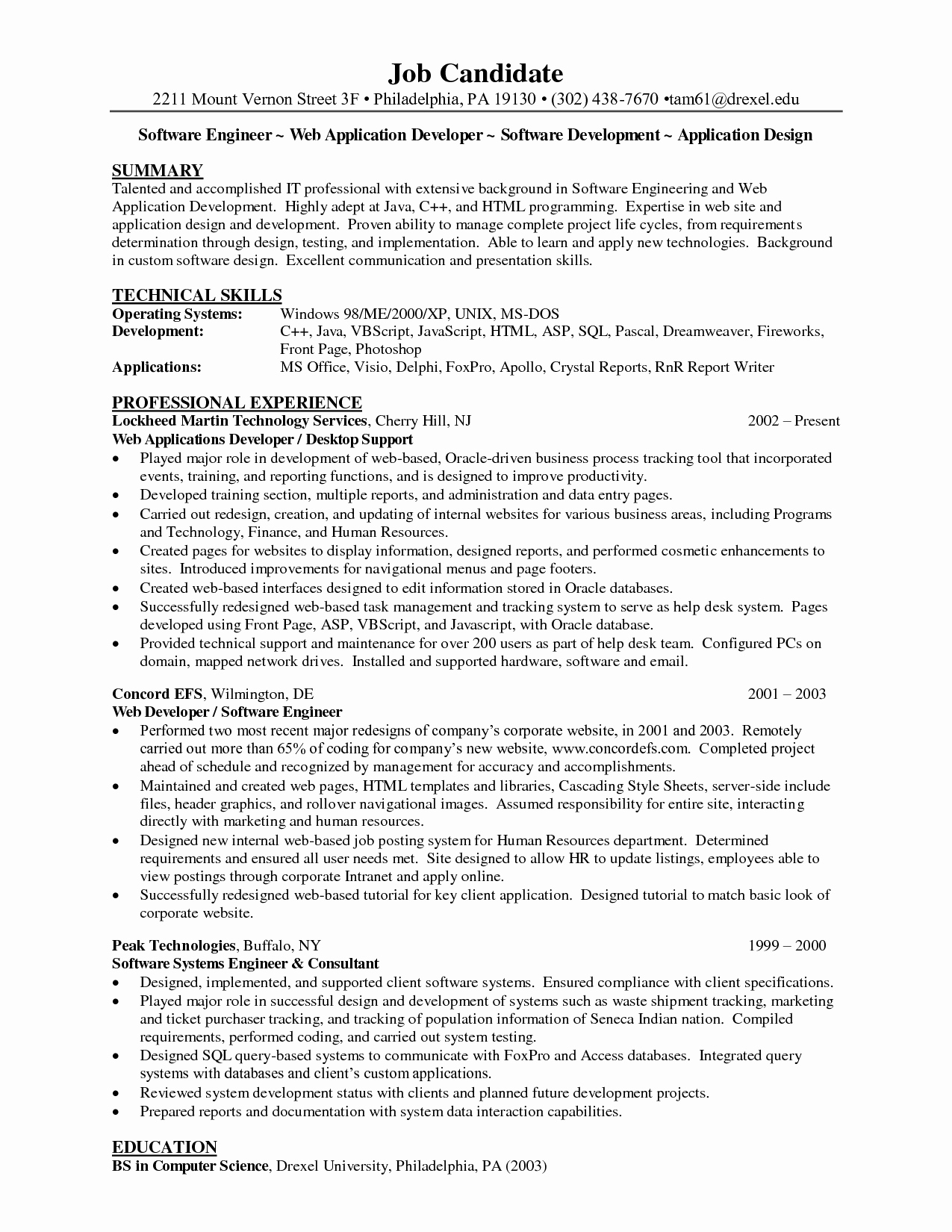 Upwork Cover Letter Template - Sample Resume for software Tester Fresher Awesome Web Developer