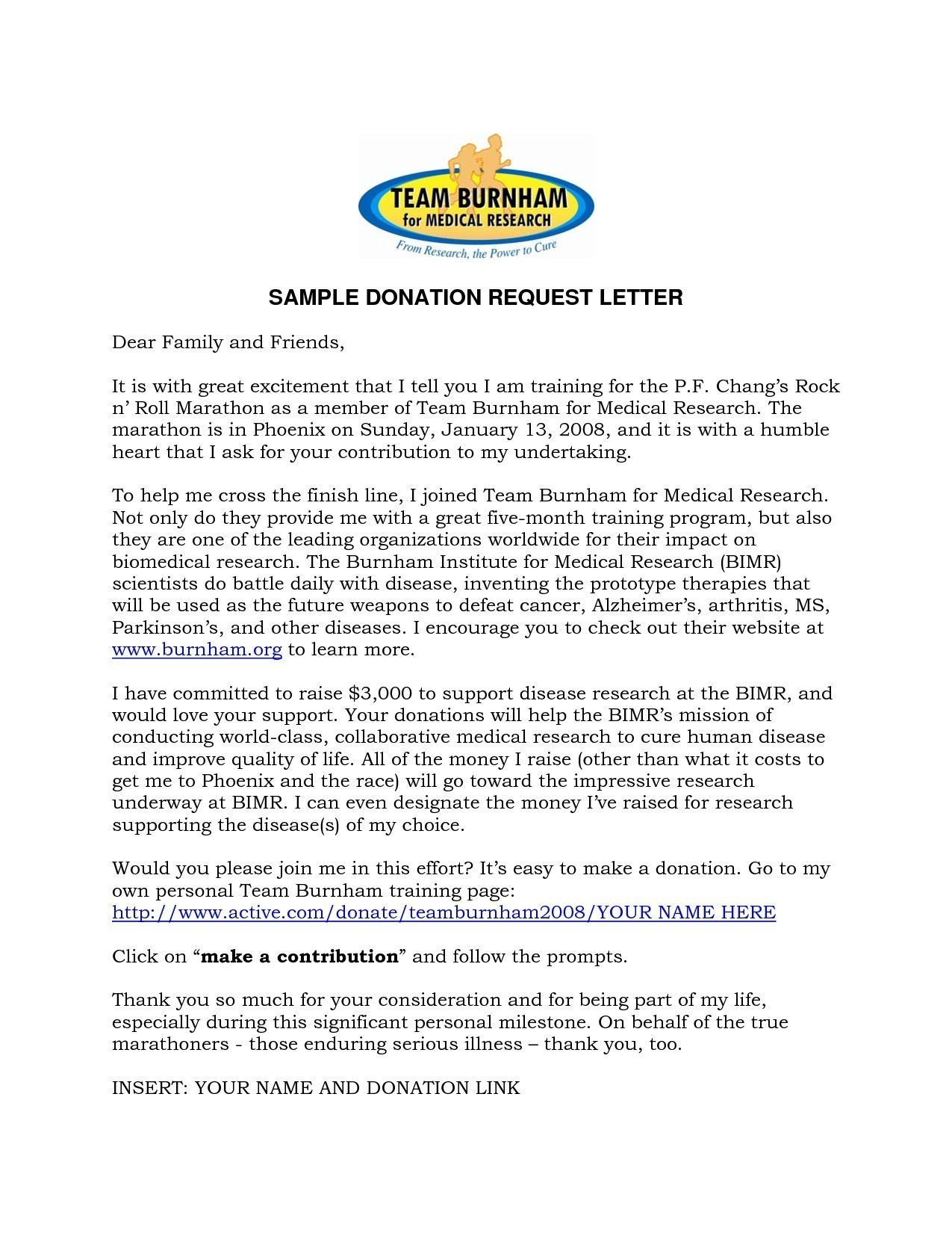 Letter for Donations for Fundraiser Template - Samples Letters Request Donation New Sample Letters for Request for