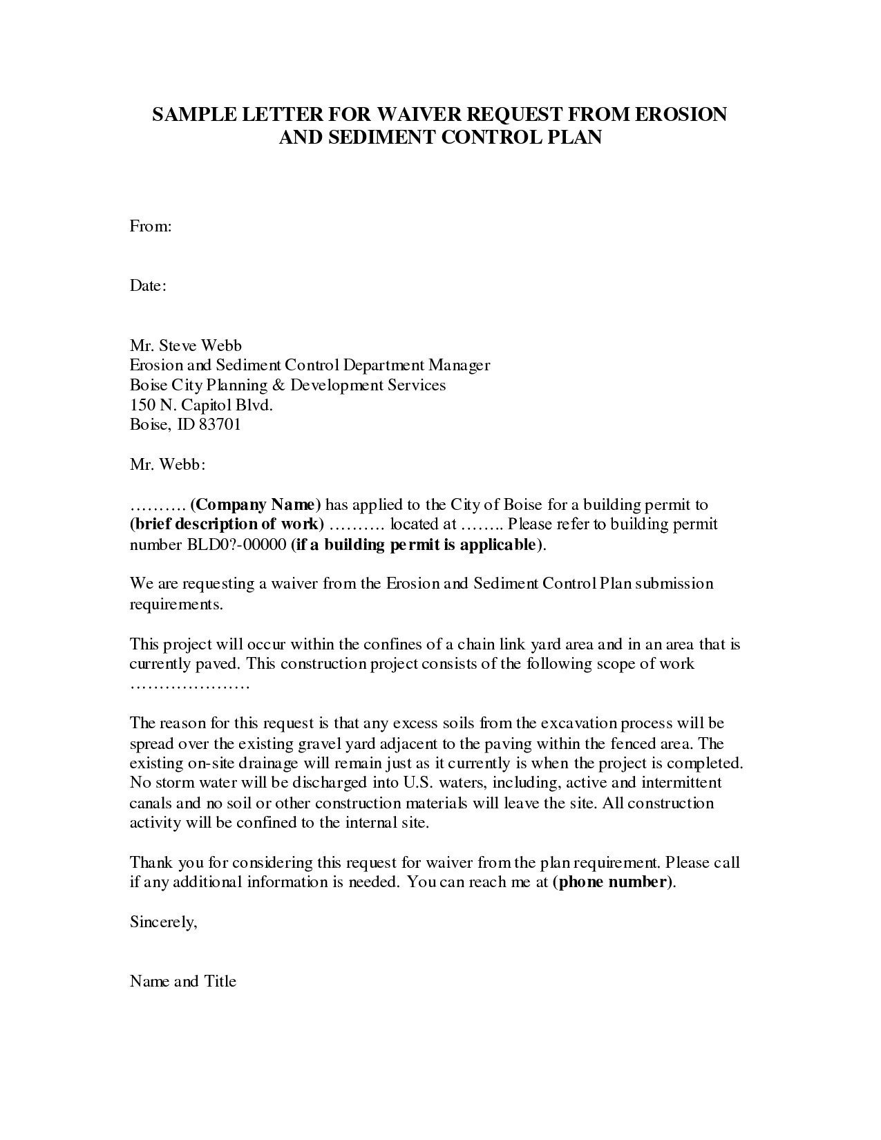 Business Termination Letter Template - Save Sample A Job Termination Letter