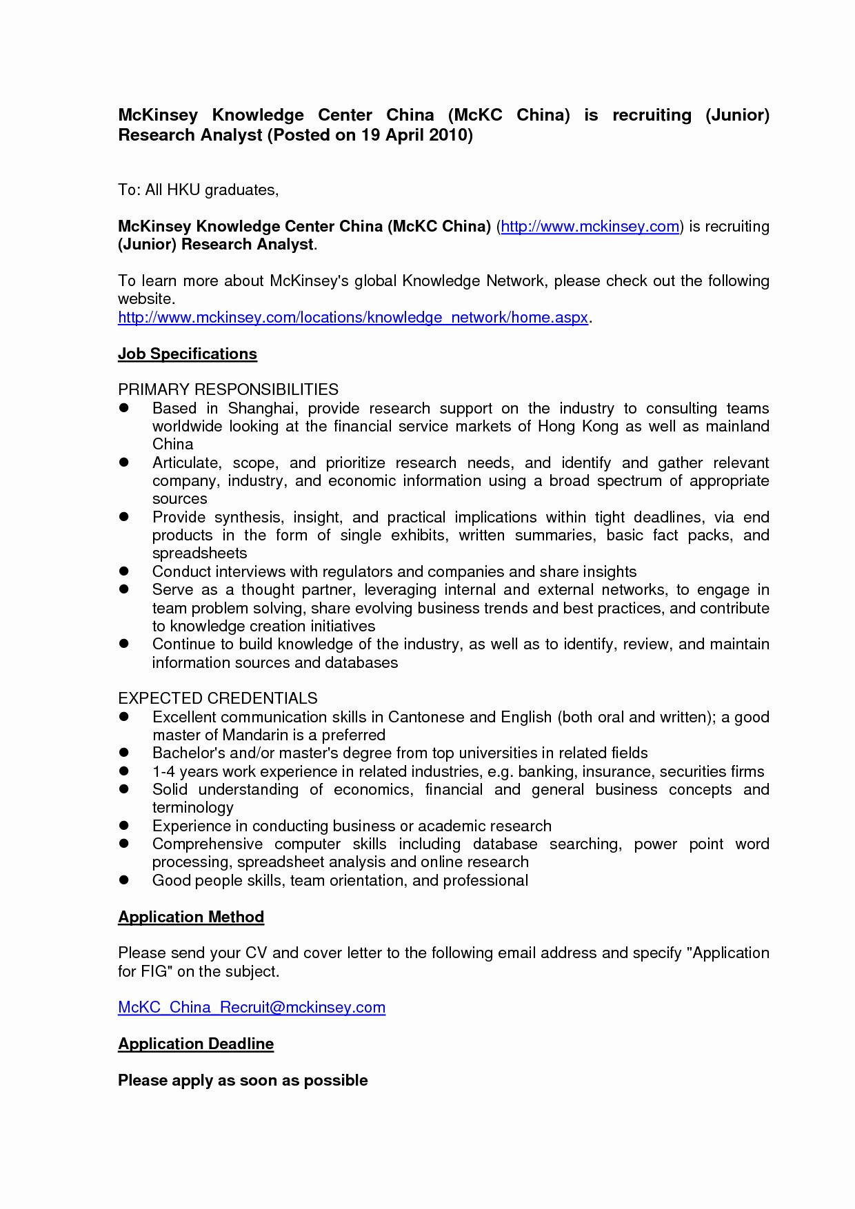 Asset Management Cover Letter Template - Simple Resume Cover Letter Template Word