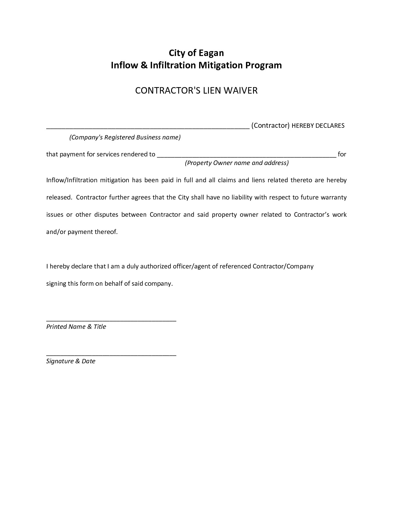 Auto Lien Release Letter Template Examples | Letter Cover Templates