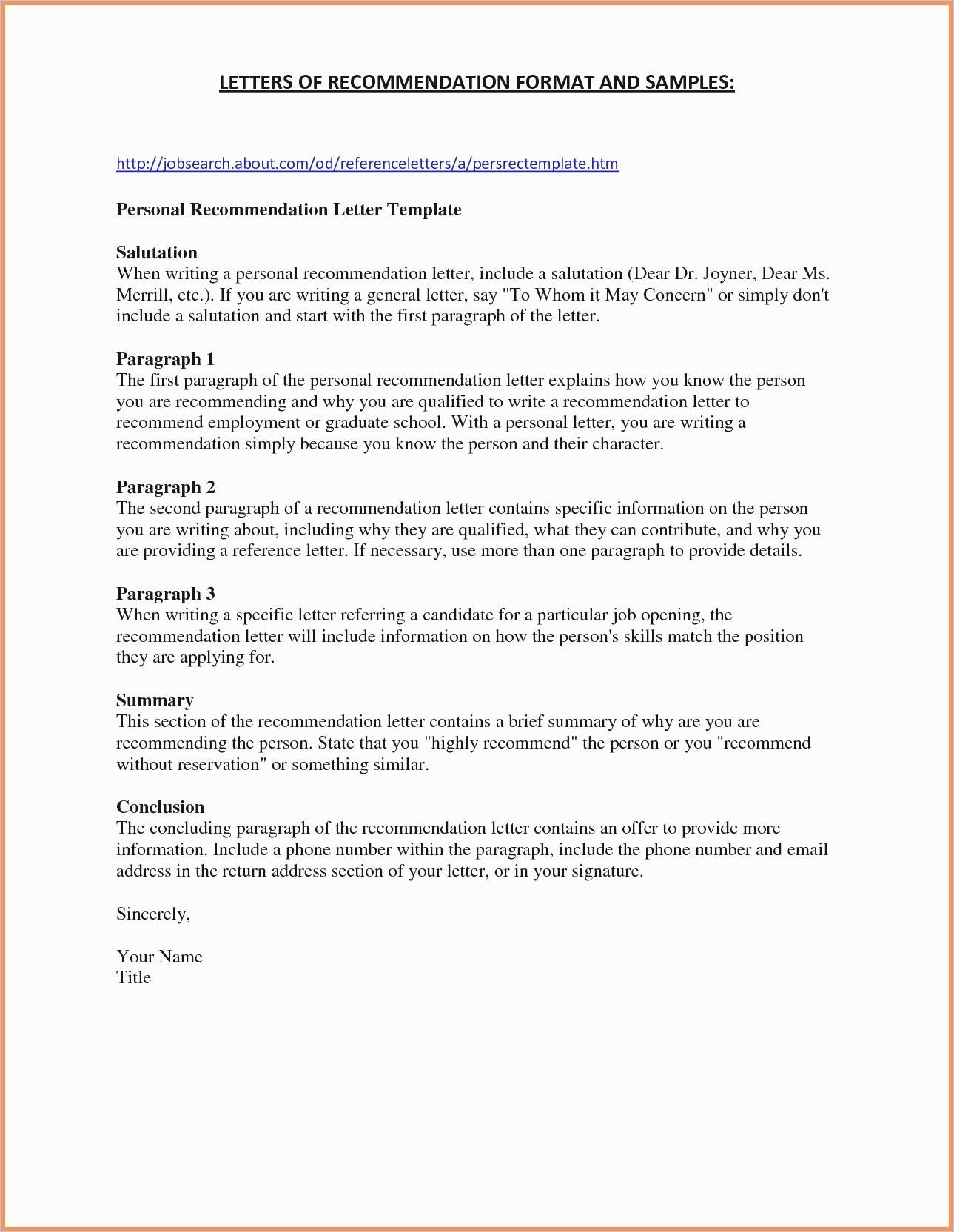 Personal Fundraising Letter Template - Template for asking for Donations Lovely Writing A Letter Re
