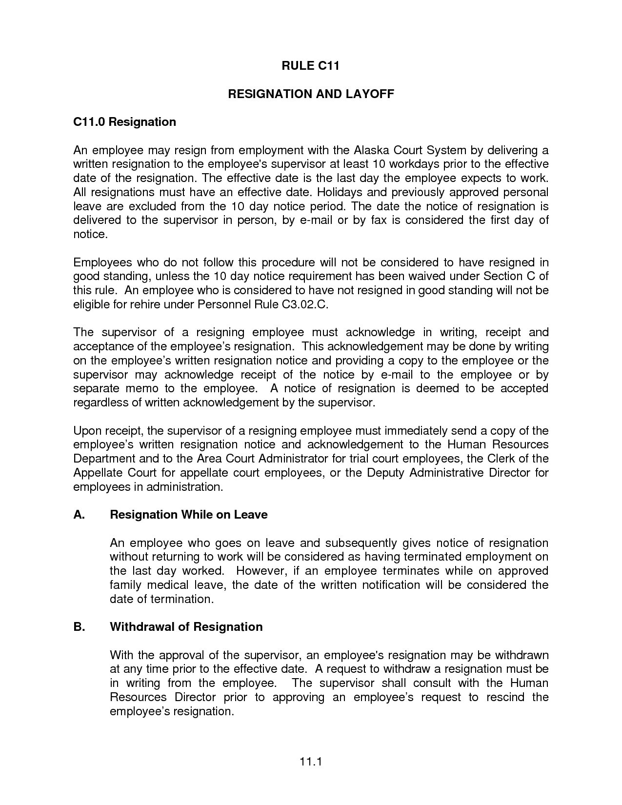 Probation Termination Letter Template - Termination Letter format without Notice Period Valid Resignation