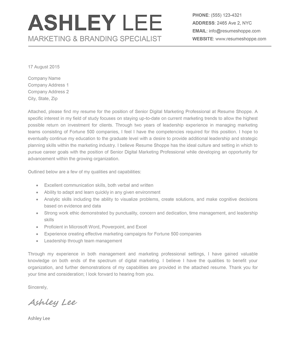 mac pages cover letter template example-TheAshleyCoverLetter1 6-l