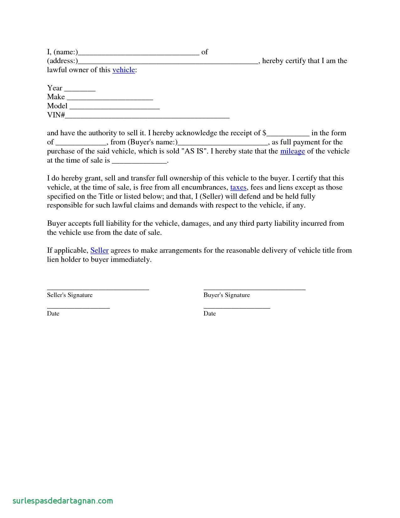 Letter Of Agreement Template Between Two Parties - Vehicle Sales Agreement Beautiful toyota Proace Long Diesel 2 0d 120