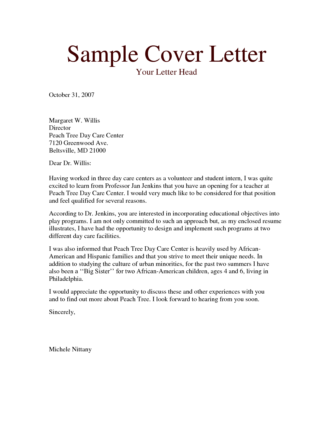 School Secretary Cover Letter Template - Writing A Cover Letter for Executive assistant How to Write A Cover
